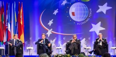 Economic Forum 2017 - Wirtschaftsforum Krynica Zdroj