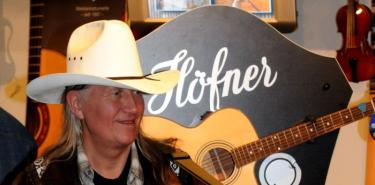 Michael Lonstar - eine Country-Legende bei RockinBerlin
