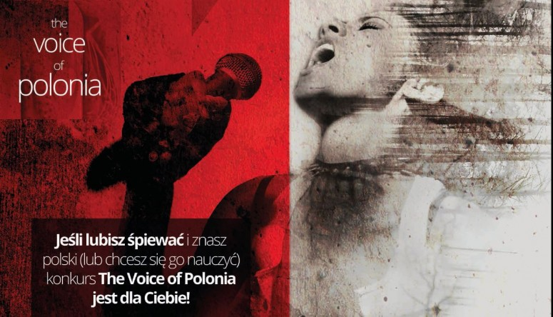 The Voice of POLONIA is open